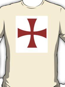 Knights Templar 1 - Holy Grail - templars - crusades T-Shirt