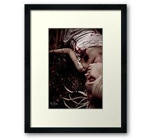Of Blood And Water 01 Framed Print
