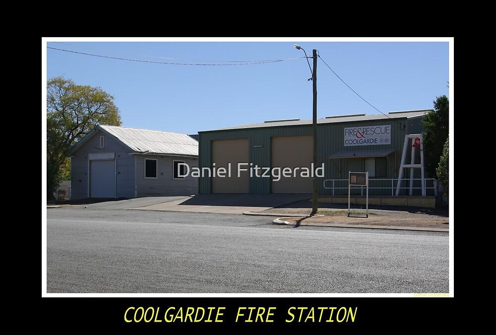 Coolgardie Fire Station by Daniel Fitzgerald
