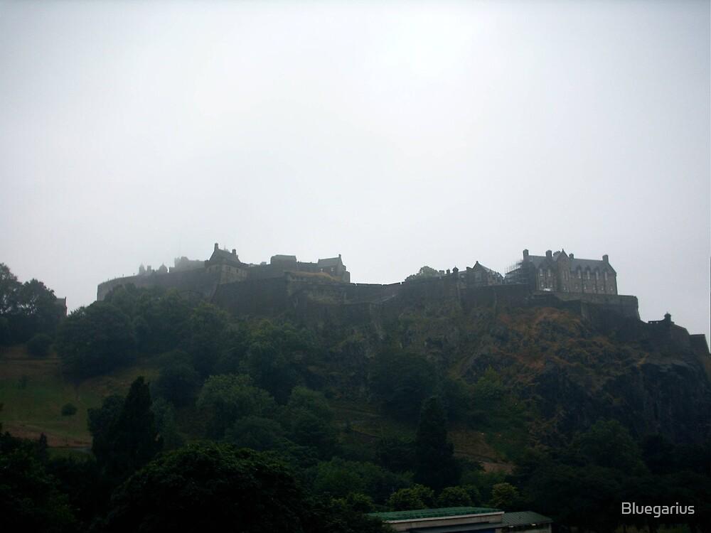 Edinburgh Castle by Bluegarius