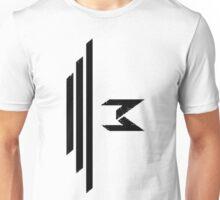 DJ Pon-3: Black Logo Unisex T-Shirt