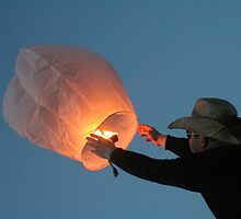Lanterns by Catherine Hunt