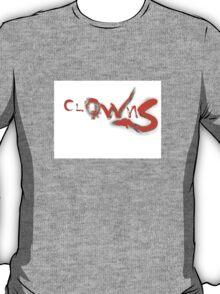 Clowns Red T-Shirt