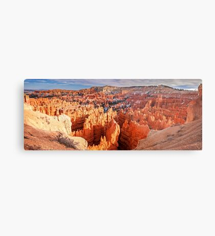 Sunset Point at Bryce Canyon  Metal Print