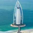 Burj al Arab by Mark Prior