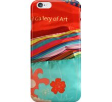 National Gallery Of Art Scarves iPhone Case/Skin
