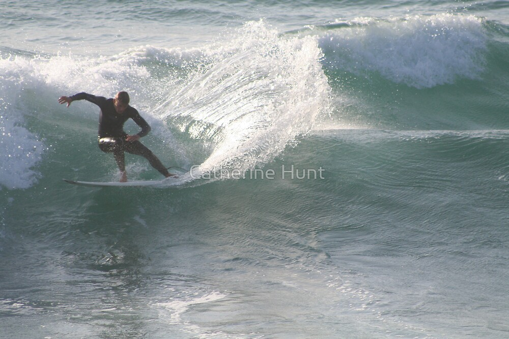 Surfer by Catherine Hunt