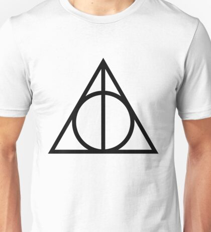 Deathly Hallows Unisex T-Shirt