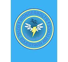 Wonderboltz - Royal Equestrian Air Force Photographic Print