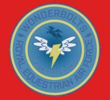 Wonderboltz - Royal Equestrian Air Force Kids Clothes