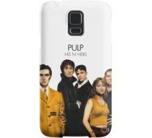 Pulp: 'His 'n' Hers' Album Cover Samsung Galaxy Case/Skin