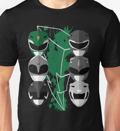 It's Morphin Time - Dragonzord Unisex T-Shirt