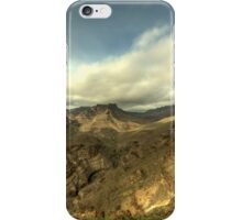 Canarian Vista  iPhone Case/Skin