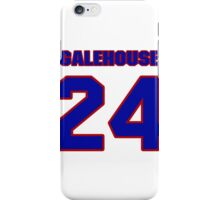 National baseball player Denny Galehouse jersey 24 iPhone Case/Skin