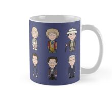 The Fourteen Doctors (mug) Mug