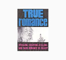 TRUE ROMANCE hand drawn movie poster in pencil Unisex T-Shirt