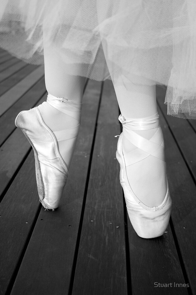 Dancing shoes by Stuart Innes
