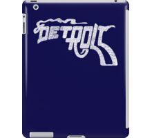 Mac Always Sunny Detroit Gun T-shirt iPad Case/Skin