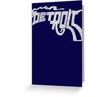 Mac Always Sunny Detroit Gun T-shirt Greeting Card