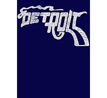 Mac Always Sunny Detroit Gun T-shirt Photographic Print