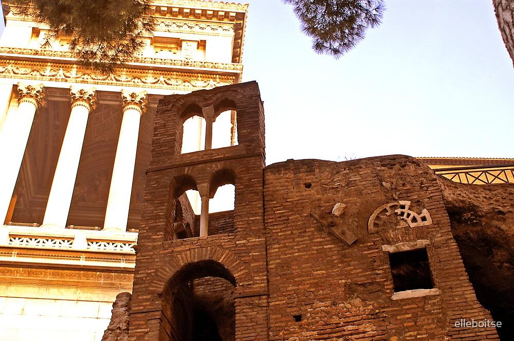 Rome by elleboitse
