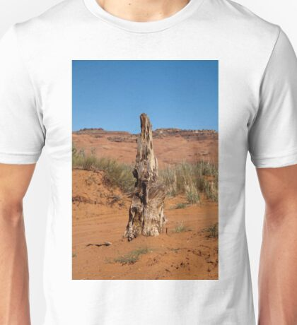 Dead Desert Tree Unisex T-Shirt
