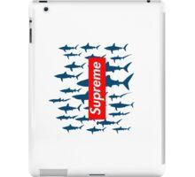 Supreme sharks iPad Case/Skin