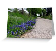 heart of the country Greeting Card