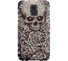 Skull & Roses Samsung Galaxy Case/Skin