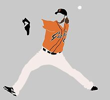 Madison Bumgarner by BeinkVin
