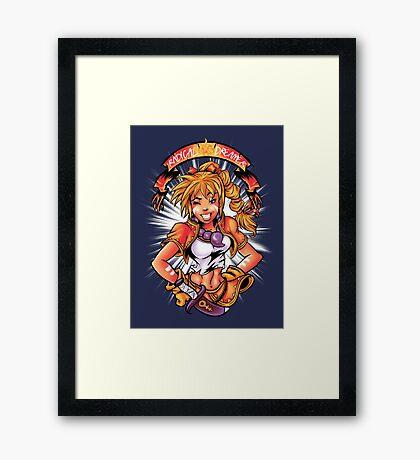 Radical Dreamer Framed Print