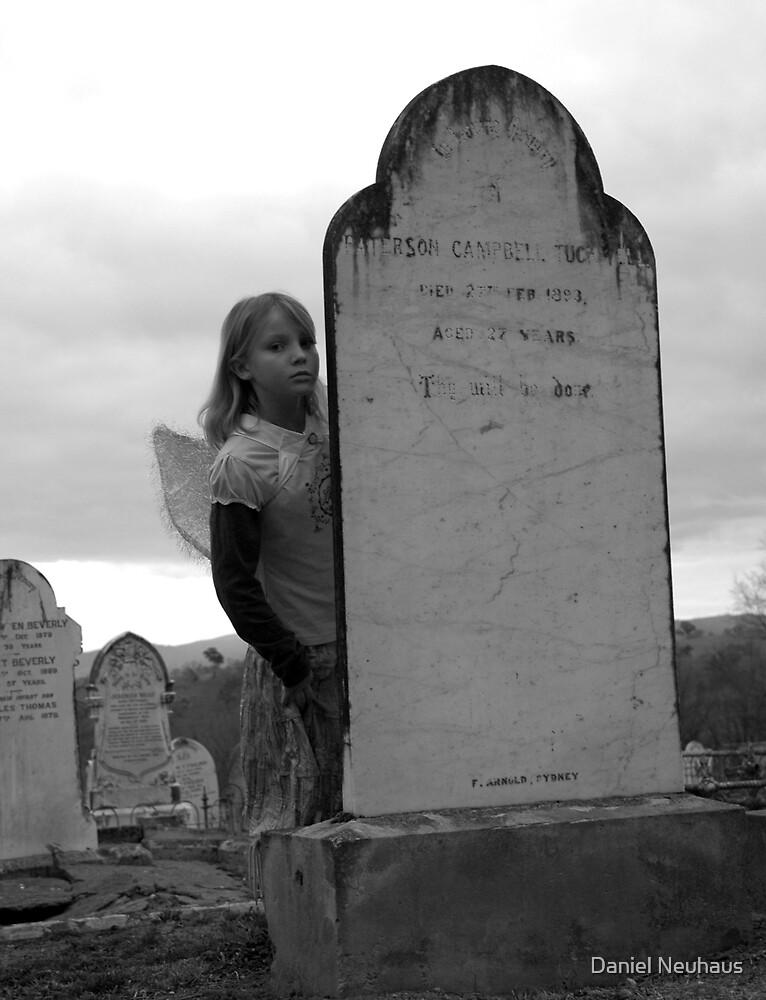 Graveyard Angel 2 by Daniel Neuhaus
