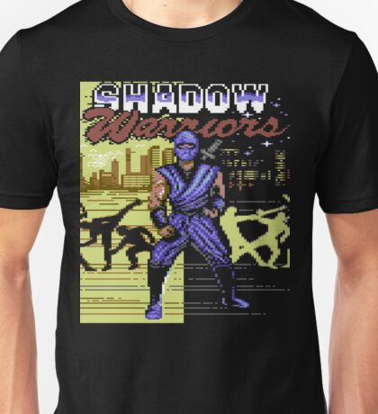 Shadow Warriors Unisex T-Shirt
