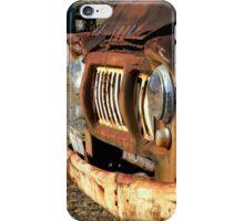 A Bedford Posing iPhone Case/Skin