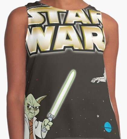 Star wars design. Contrast Tank