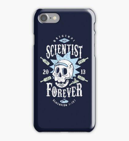 Scientist Forever iPhone Case/Skin