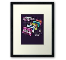 Sounds of the 80s Vol.3 Framed Print