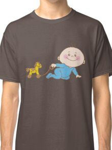 Baby Play With Toys Classic T-Shirt