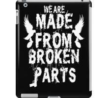 Hollywood Undead - We Are iPad Case/Skin