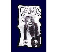 COFFEE... Photographic Print