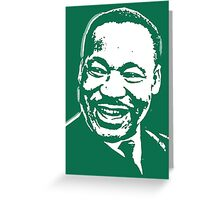 MLK-2 Greeting Card