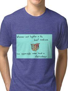 Chest Pain Tri-blend T-Shirt
