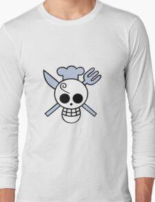 Black Leg Sanji Long Sleeve T-Shirt