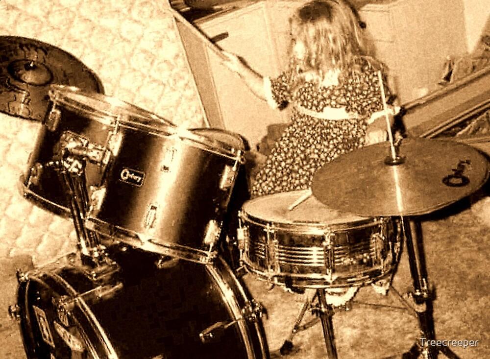 Drummer by Treecreeper