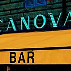 CANOVA BAR ROME by Thomas Barker-Detwiler
