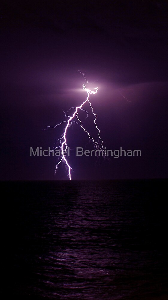 Spark of Life by Michael  Bermingham