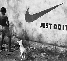 Just Do It by Sharad Haksar