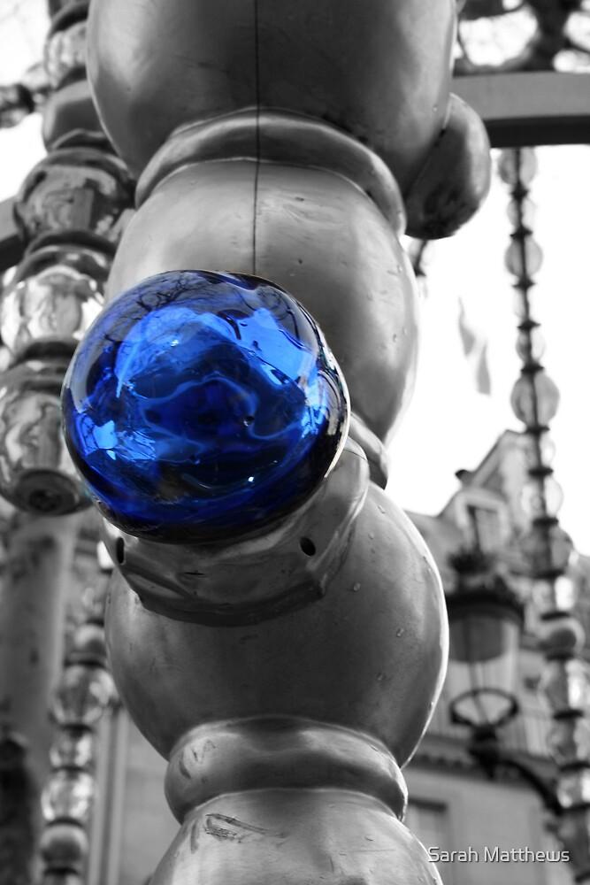Blue by Sarah Matthews