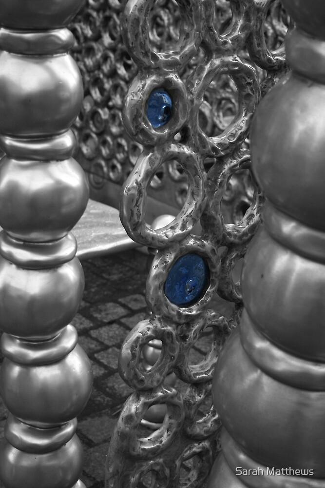 Two Blue by Sarah Matthews