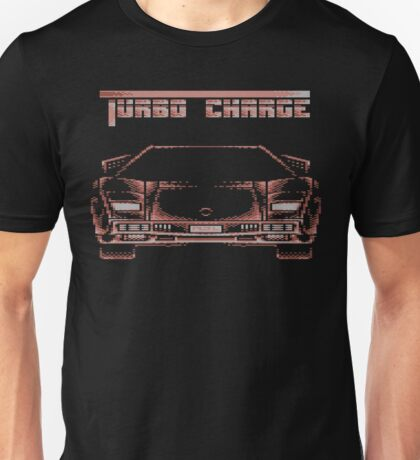 Turbo Charge Unisex T-Shirt